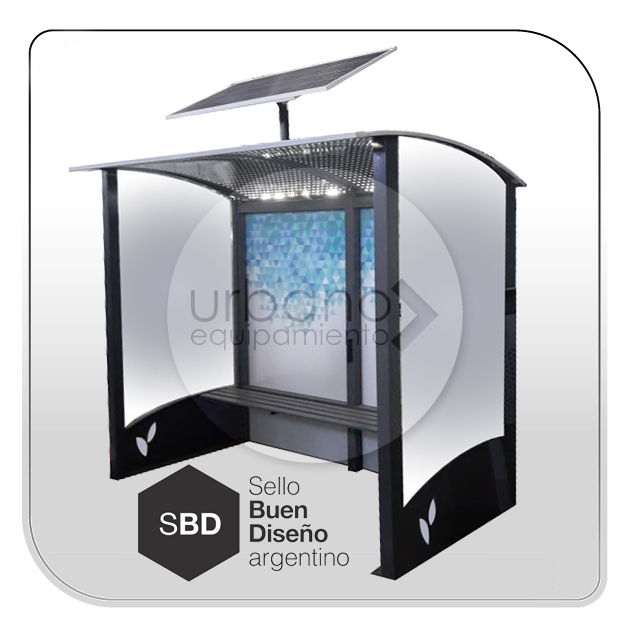REFUGIO SOLAR  USB LED